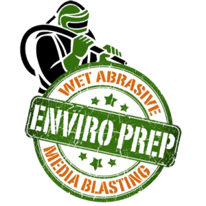 Enviroprep Media Blasting Logo